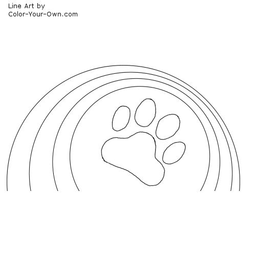 clemson football logo coloring pages - photo#16